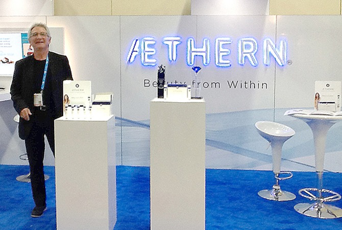 Abili Falcó i Buixeda – AETHERN® CEO @ 2017 ISPA Conference & Expo
