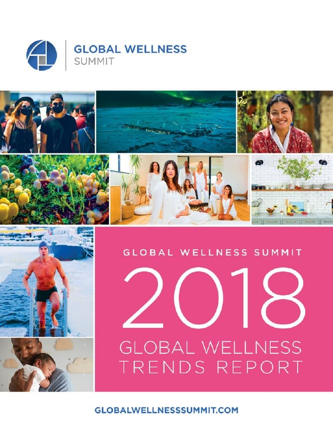 2018 Wellness Research Event - 2018 Global Wellness Trends