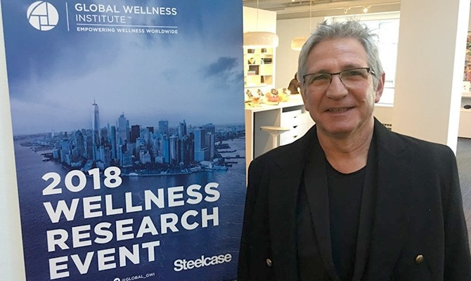 2018 Wellness Research Event - Abili Falcó i Buixeda – AETHERN® CEO