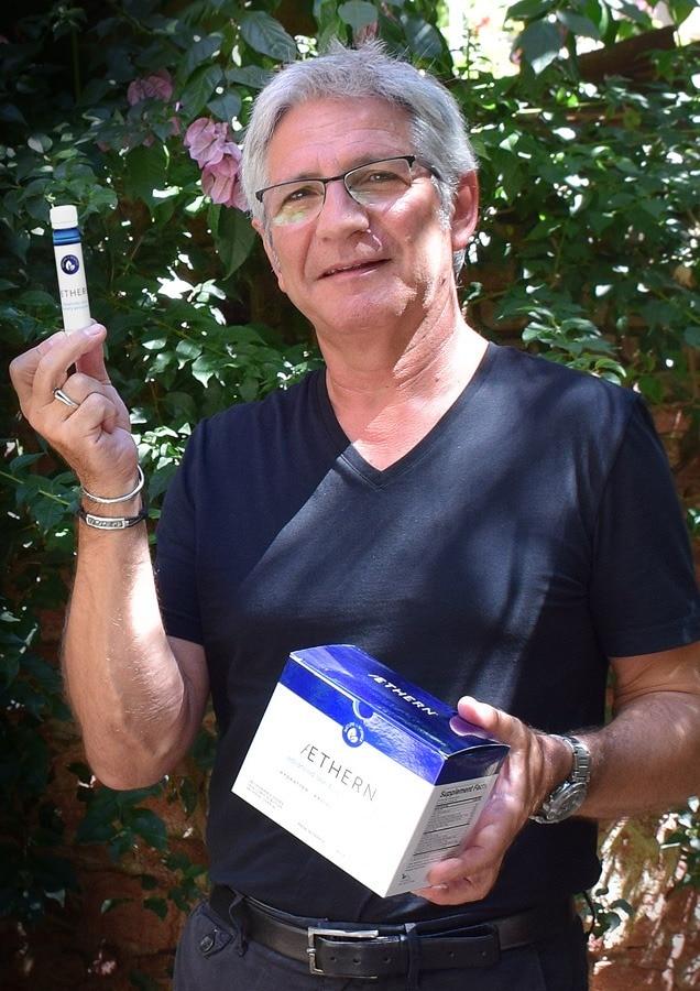 Abili Falcó i Buixeda - CEO de AETHERN®
