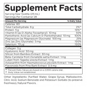 AETHERN® Advanced Skin Beauty Program Supplement Facts
