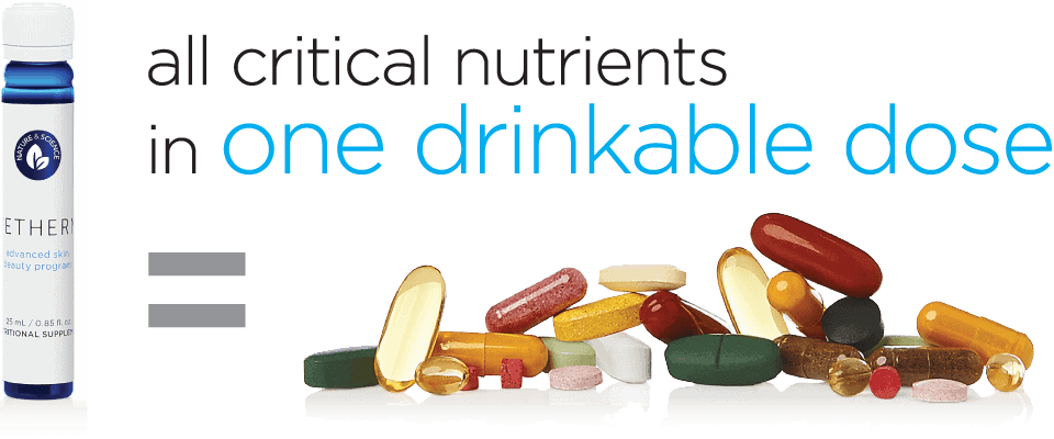 All Critical Nutrients in One Drinkable Dose