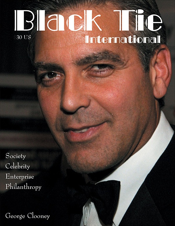 Black Tie Magazine International
