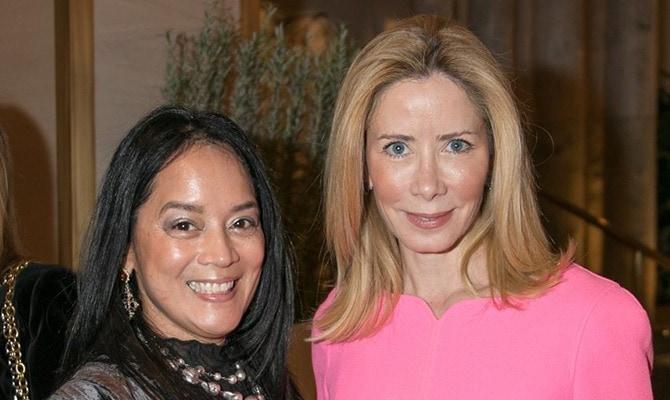 Galentine's Day 2018 - Cassandra Seidenfeld and Suzanne Murphy
