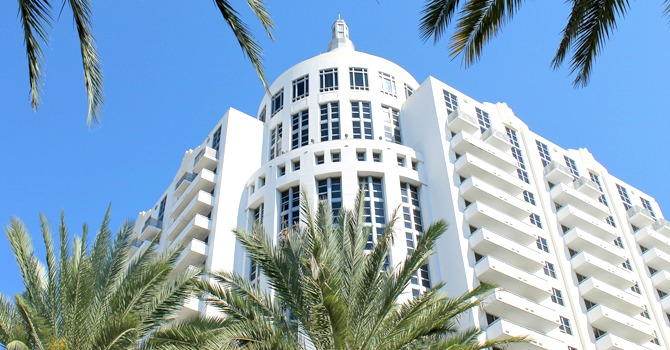 Loews Hotel @ Miami Beach, FL