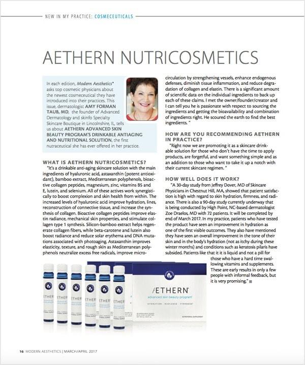 Modern Aesthetics® - Cosmeceuticals