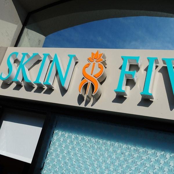 SKINxFIVE's Grand Opening